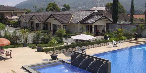 Narima Hotel Lembang, Bandung