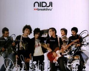 Gambar Band Nidji