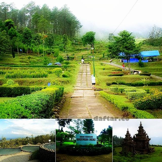 Objek Wisata Bandungan Semarang Daftar Co