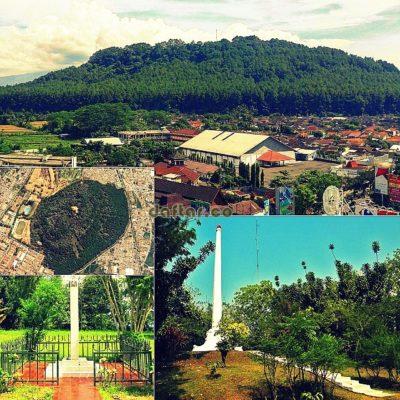 Gunung Tidar Magelang