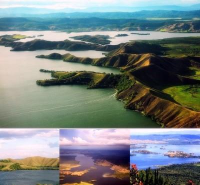 Danau Sentani di Papua