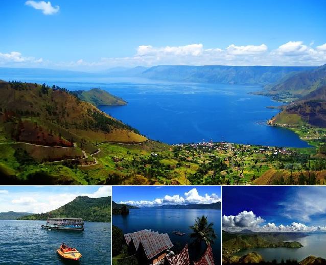 Objek Wisata Danau Toba | DAFTAR.CO