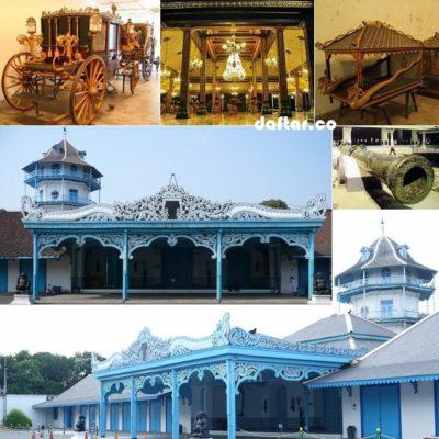 Gambar objek wisata Keraton Kasunanan Surakarta