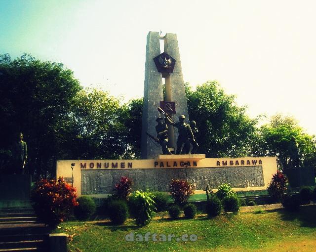Monumen Palagan Ambarawa Wisata Sejarah Di Semarang Daftar Co