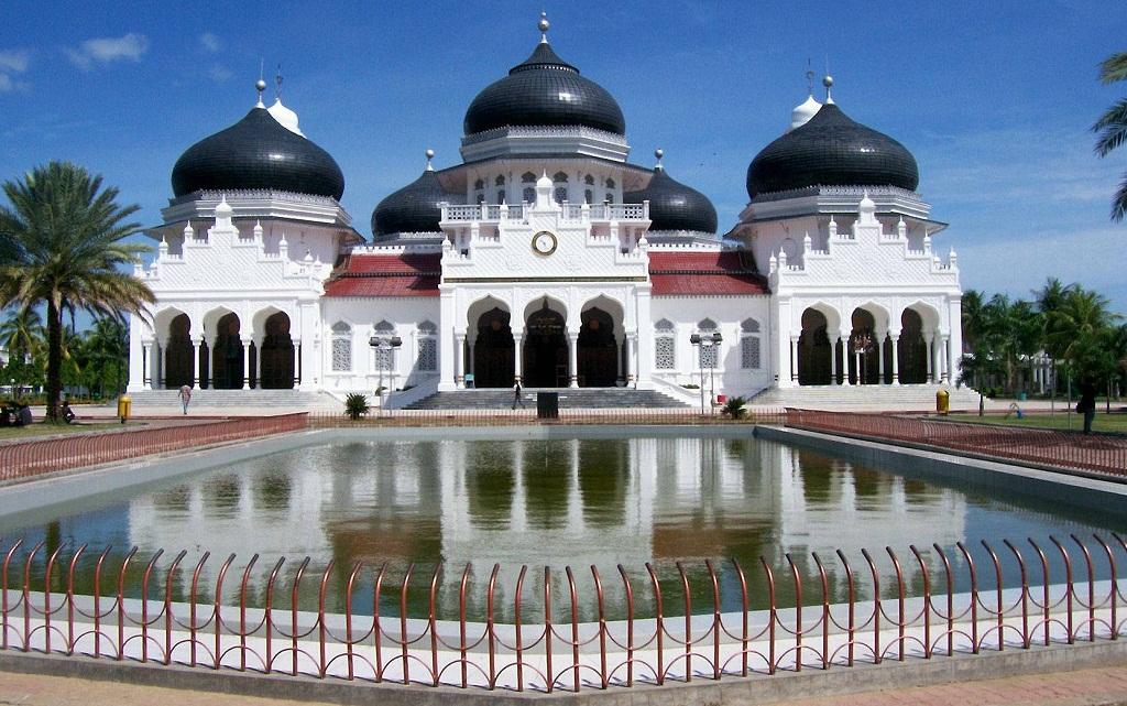 Masjid Raya Baitulrahman Banda Aceh