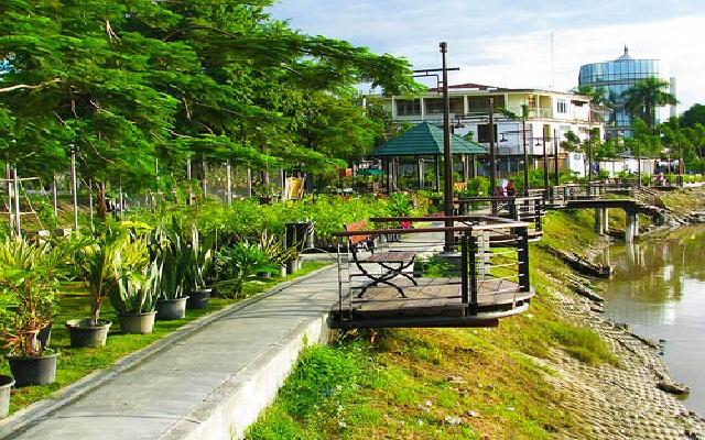 Foto Taman Wisata Krueng Aceh