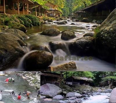 Sungai Sembahe di Deli Serdang