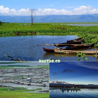 Gambar Danau Limboto Gorontalo