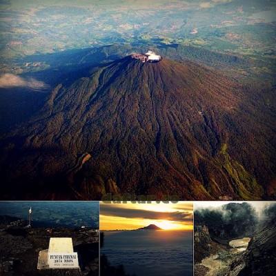 Foto Gunung Ceremai