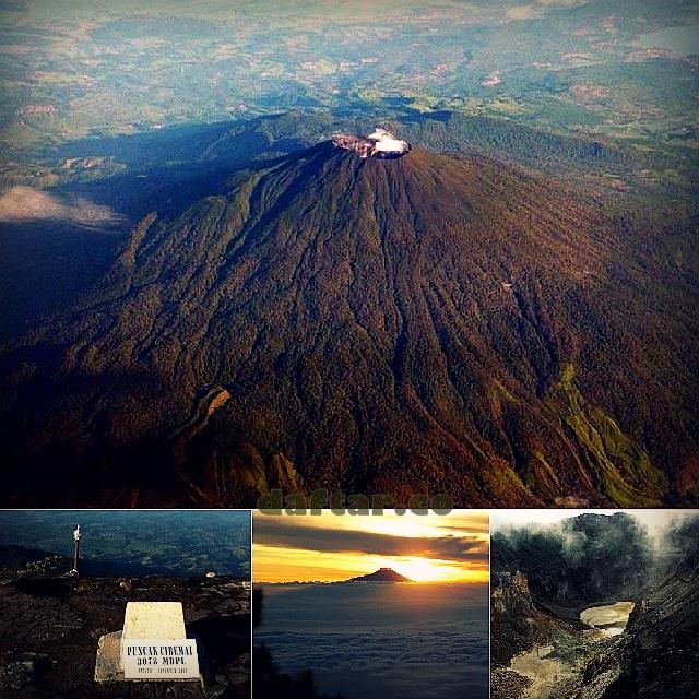 Pendakian Gunung Ceremai