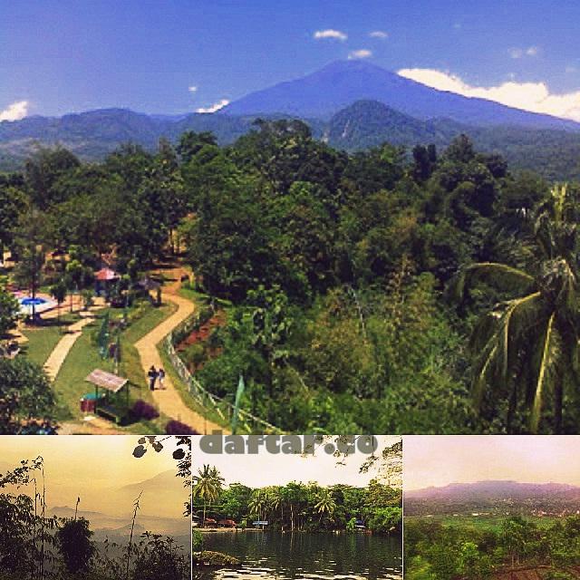 Foto Panorama Cikebo