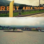 Rest Area Kledung Pass