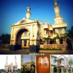 Gapura Masjid Jami Baiturrohman I Robayan Jepara