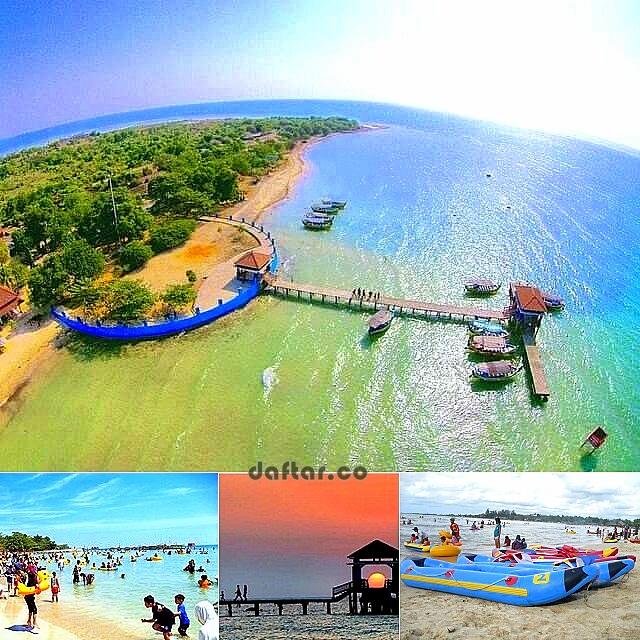 Pantai Tirto Samudro Bandengan