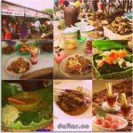 Pasar Sore Karangrandu Jepara