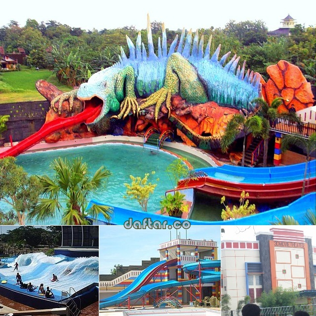 Tiara Park Waterboom and 3D Theater Jepara