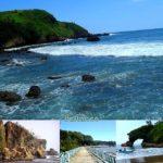Pantai Ayah Logending Kebumen