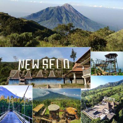 Desa Wisata New Selo Boyolali
